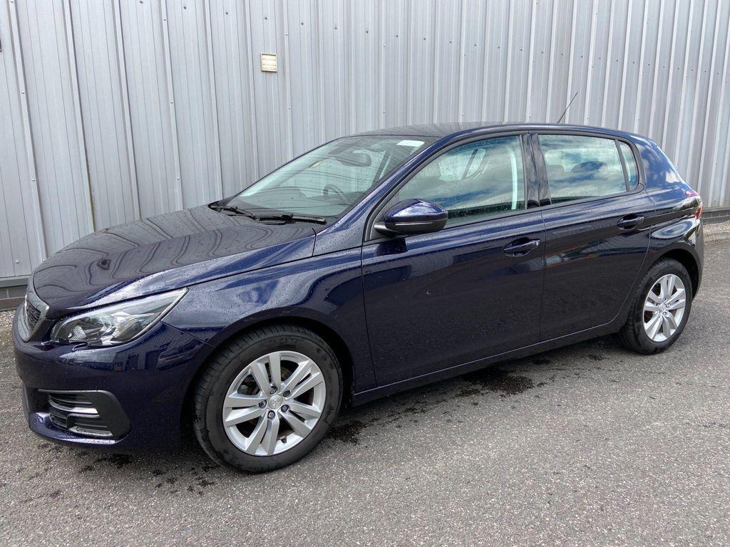 Peugeot 308 Hatchback 1.5 BlueHDi Active (s/s) 5dr