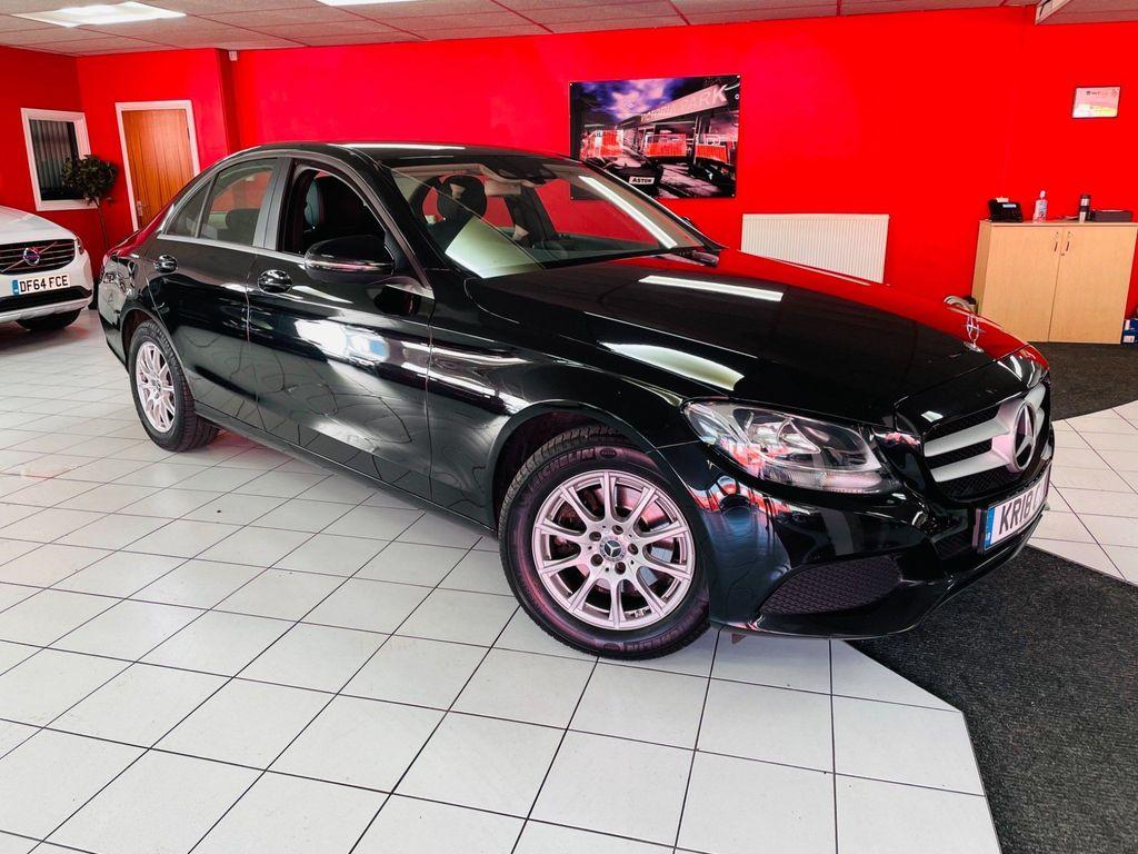 Mercedes-Benz C Class Saloon 2.0 C200 SE (s/s) 4dr