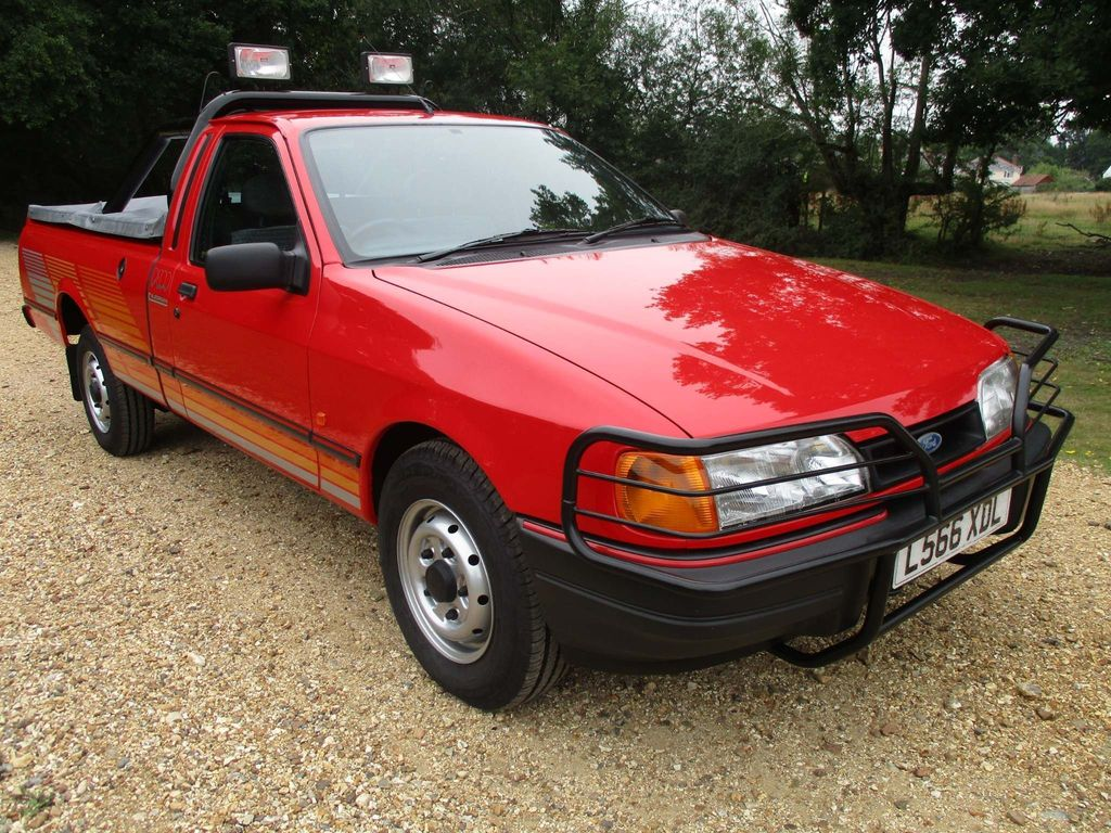 Ford P100 Pickup Californian Pick-Up 1.8TD