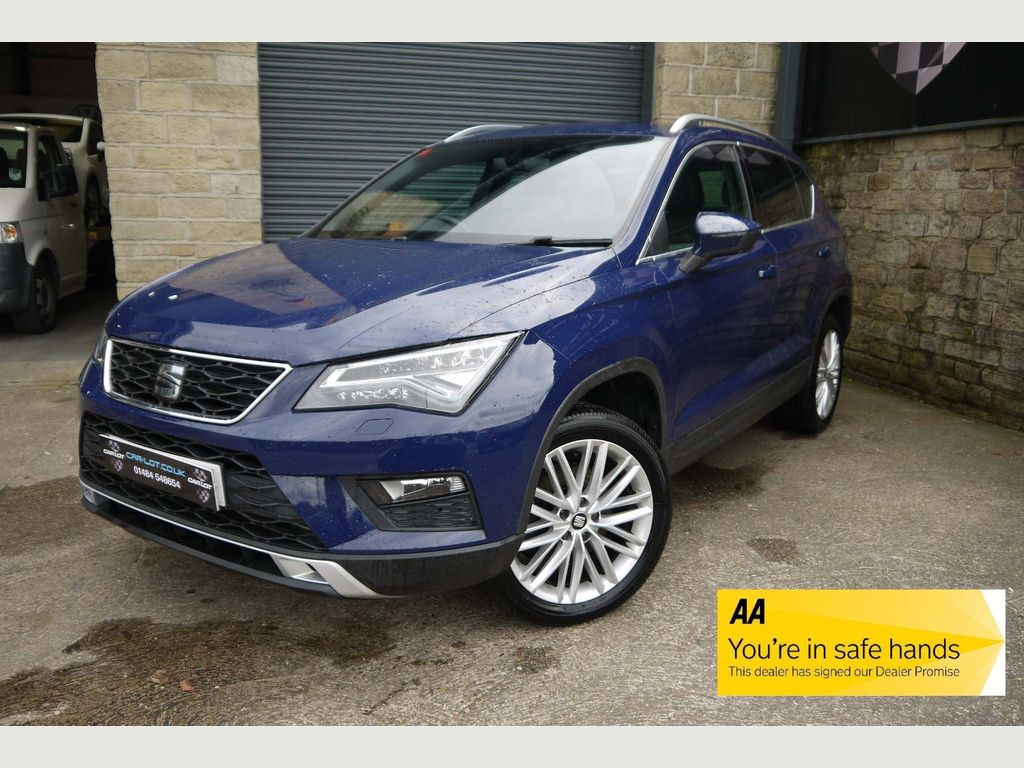 SEAT Ateca SUV 1.4 EcoTSI XCELLENCE (s/s) 5dr