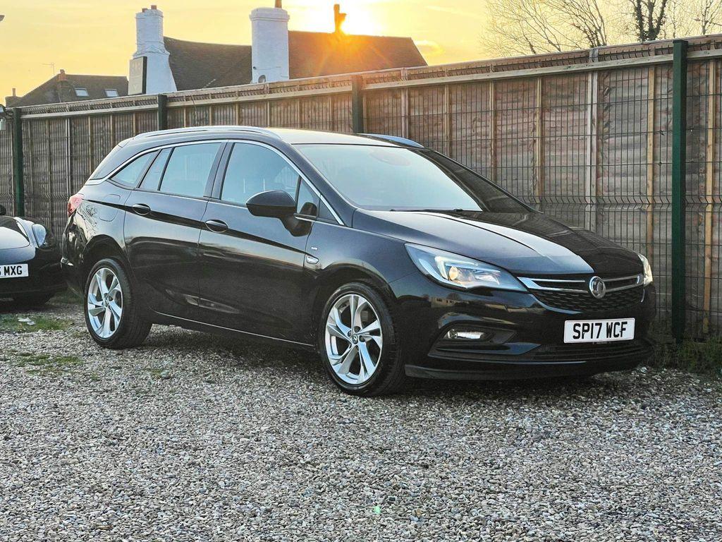Vauxhall Astra Estate 1.6 CDTi BlueInjection SRi Sports Tourer (s/s) 5dr
