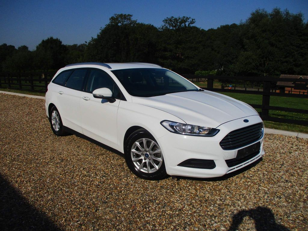 Ford Mondeo Estate 1.5 TDCi ECOnetic Style (s/s) 5dr