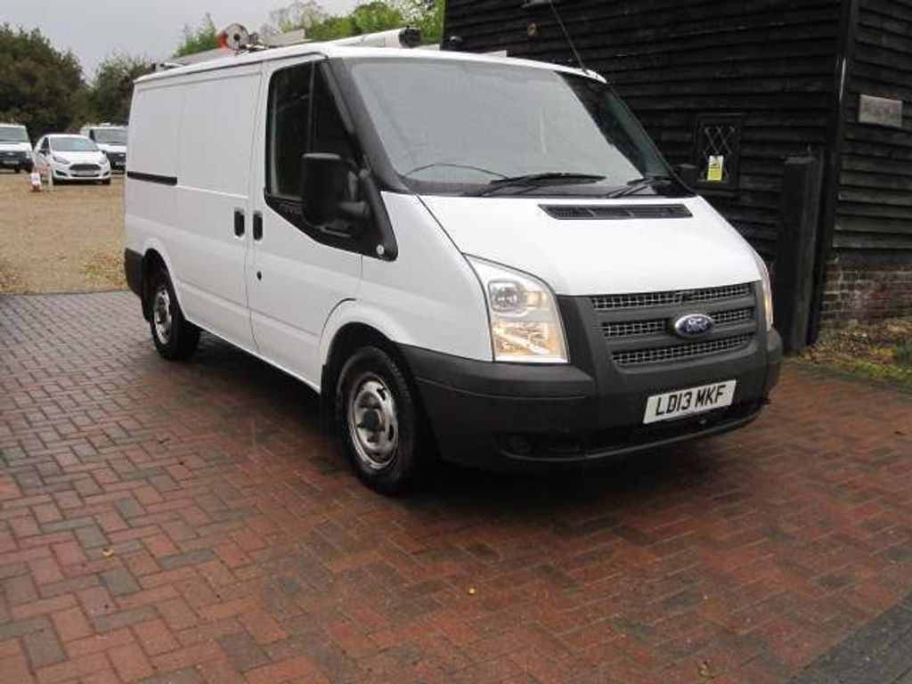 Ford Transit Panel Van 300 SWB FWD Low Roof TDCi 100PS