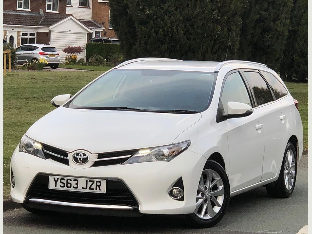 Toyota Auris Estate 1.6 V-Matic Icon M-Drive S 5dr