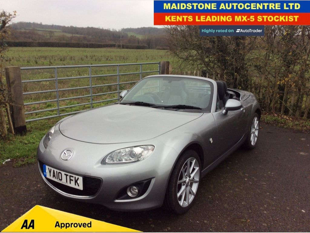 Mazda MX-5 Convertible 2.0 Powershift Automatic