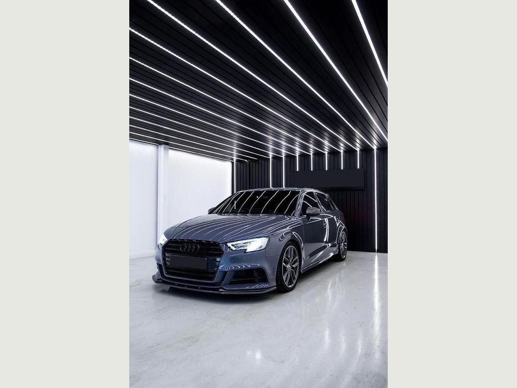 Audi S3 Hatchback 2.0 TFSI Sportback S Tronic quattro 5dr (Nav)