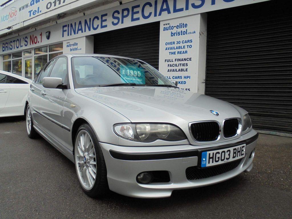 BMW 3 Series Saloon 2.5 325i Sport 4dr
