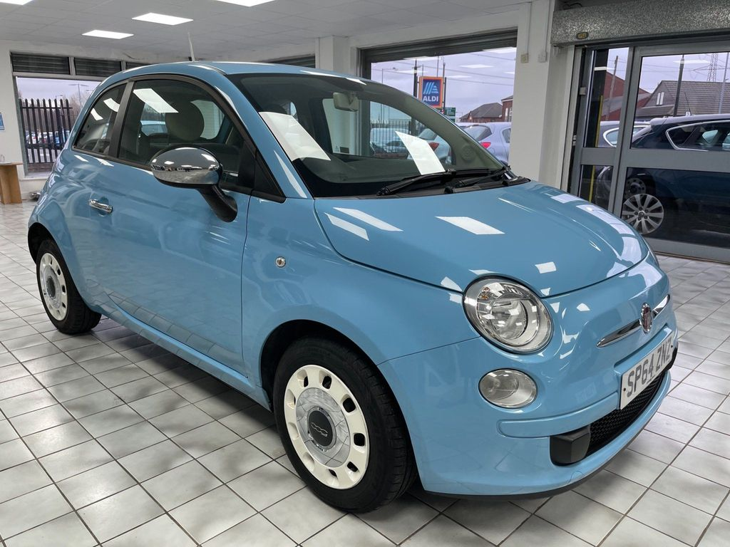 Fiat 500 Hatchback 1.2 Colour Therapy (s/s) 3dr