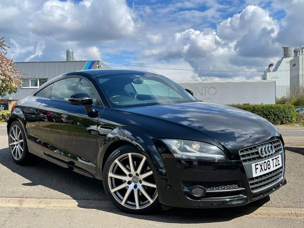 Audi TT Coupe 2.0 TFSI Exclusive Line 2dr