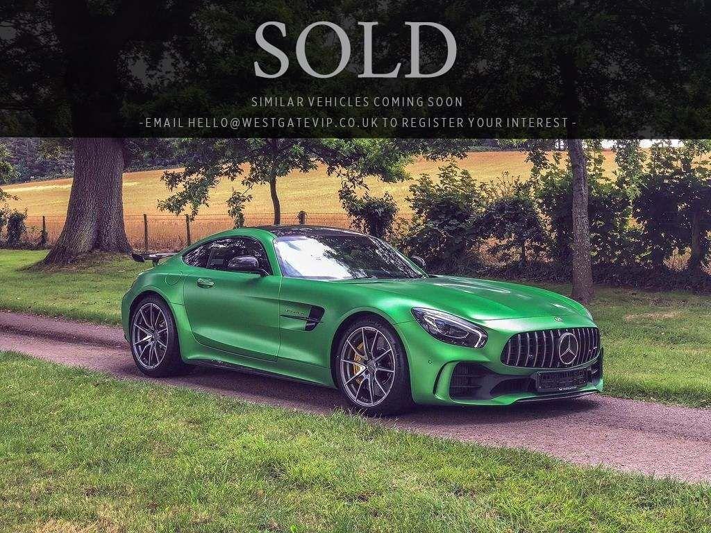 Mercedes-Benz AMG GT Coupe 4.0 V8 BiTurbo GPF R (Premium) SpdS DCT (s/s) 2dr