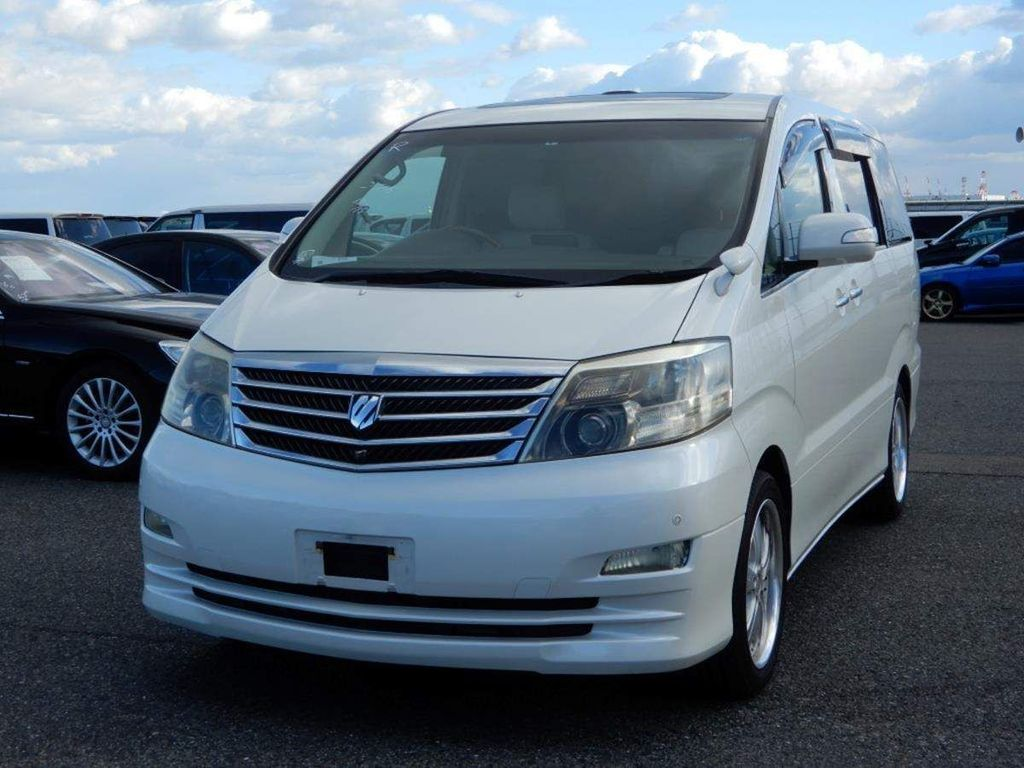 Toyota Alphard MPV 3.0 MX Ltd edition