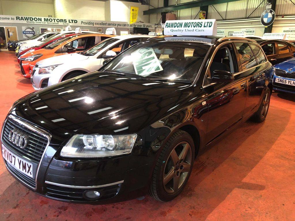 Audi A6 Avant Estate 2.0 TDI SE CVT 5dr