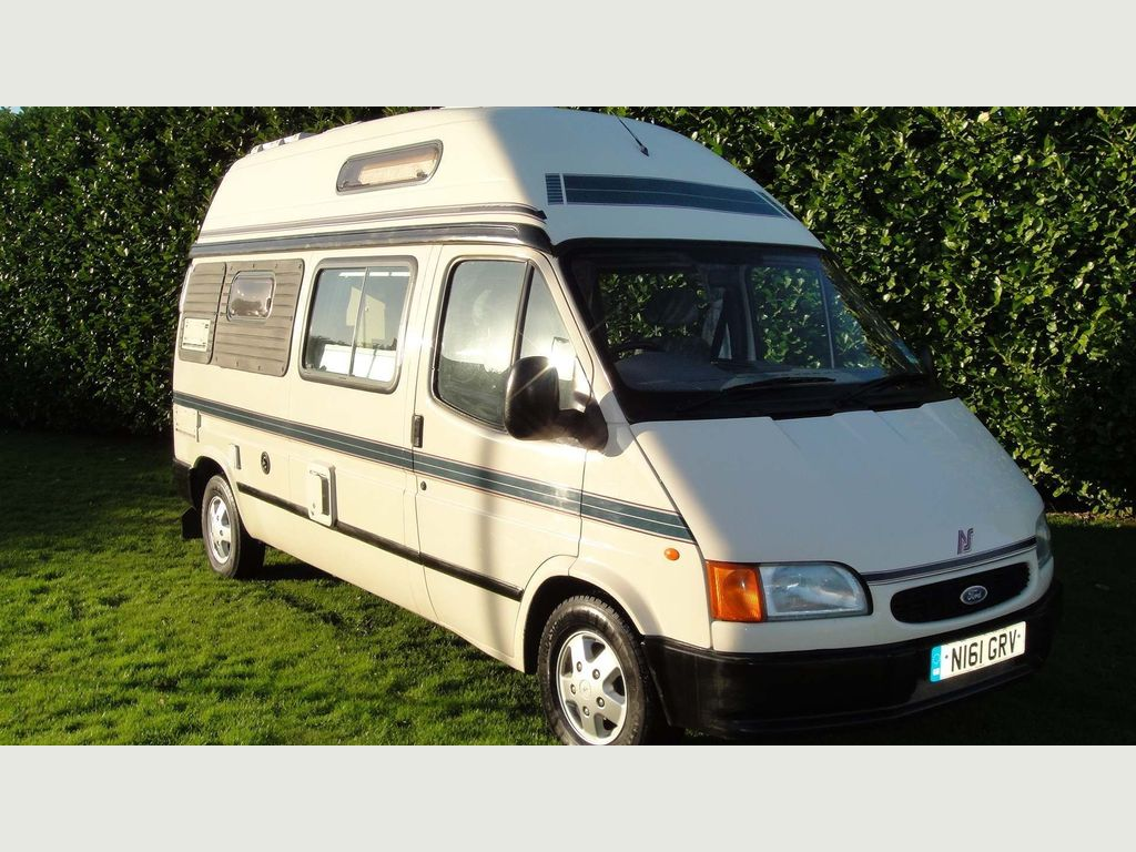 Ford Transit Unlisted MOTORHOME