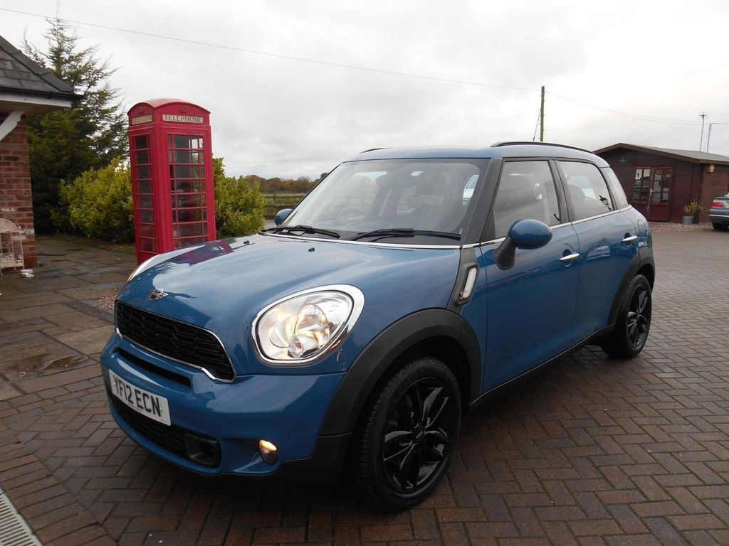 MINI Countryman Hatchback 2.0 Cooper SD 5dr