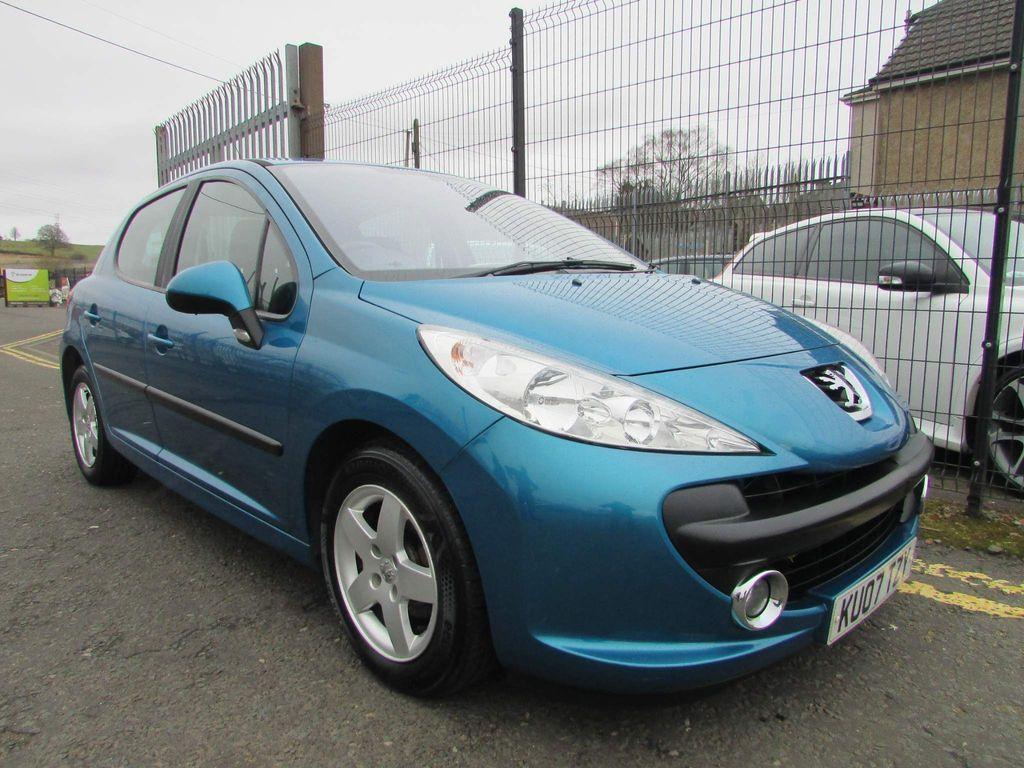 Peugeot 207 Hatchback 1.4 16v Sport 5dr