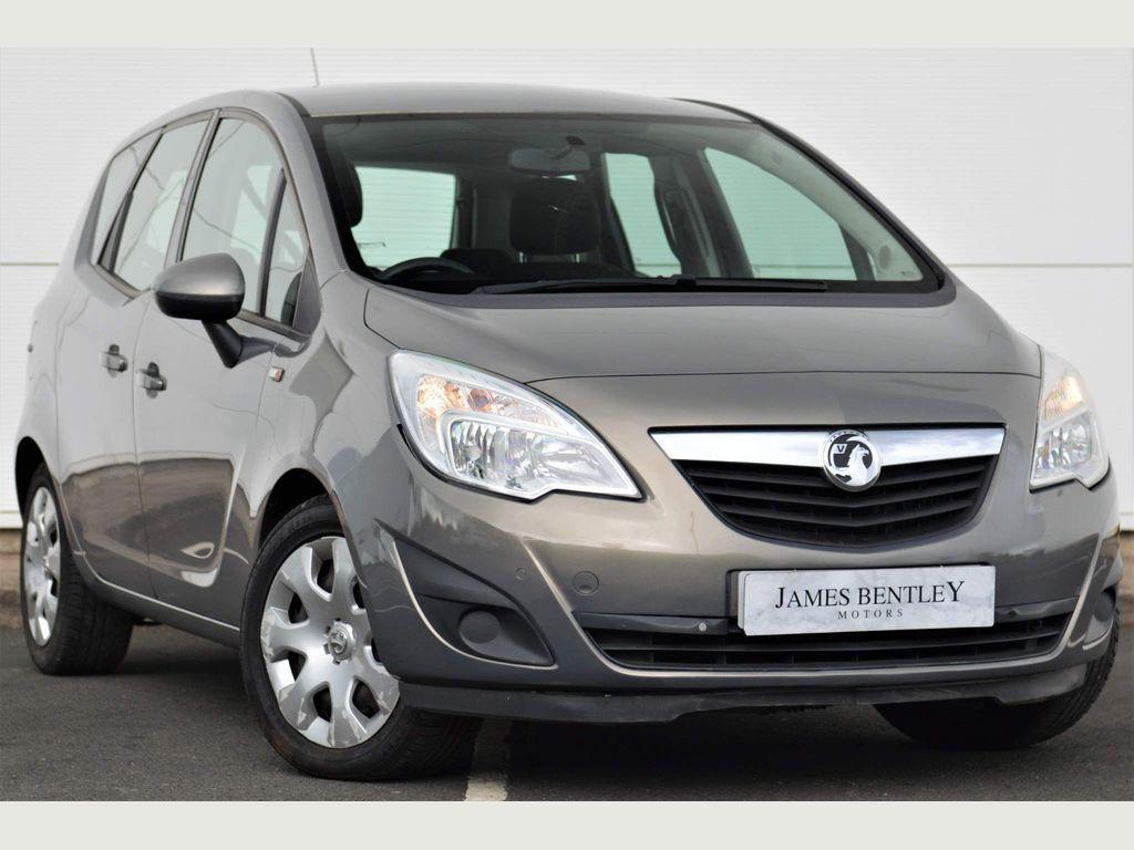 Vauxhall Meriva MPV 1.7 CDTi 16v Exclusiv 5dr (a/c)
