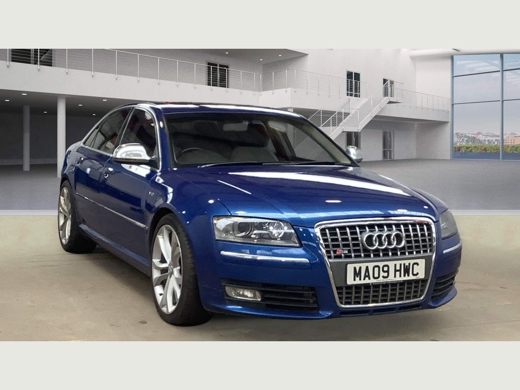Audi S8 Saloon 5.2 FSI quattro 4dr