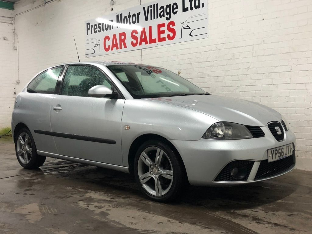 SEAT Ibiza Hatchback 1.4 16v Special Edition 3dr DAB