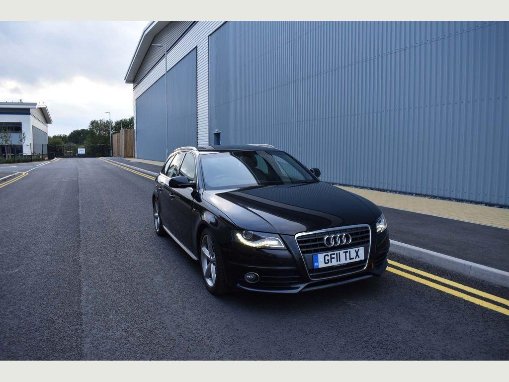 Audi A4 Avant Estate 2.0 TFSI S line S Tronic quattro 5dr