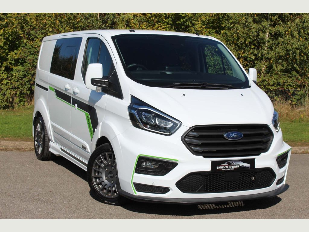 Ford Transit Custom Panel Van 2.0 TDCi 320 Limited L1 H1 5dr