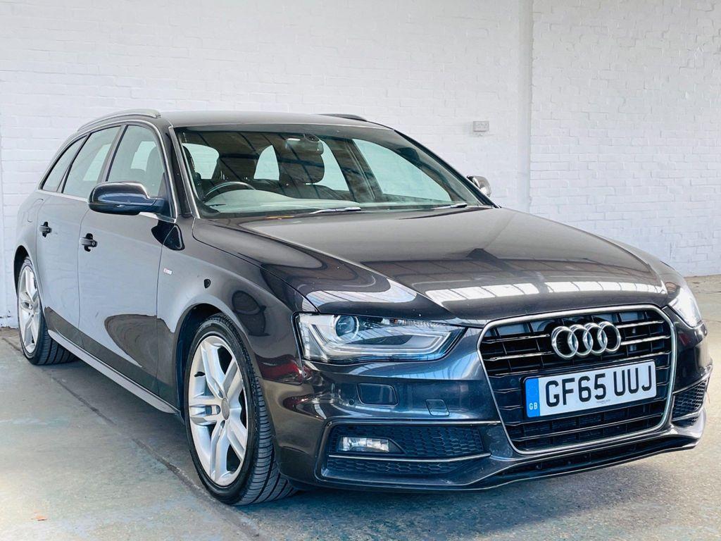 Audi A4 Avant Estate 2.0 TDI S line Avant Multitronic 5dr (Nav)