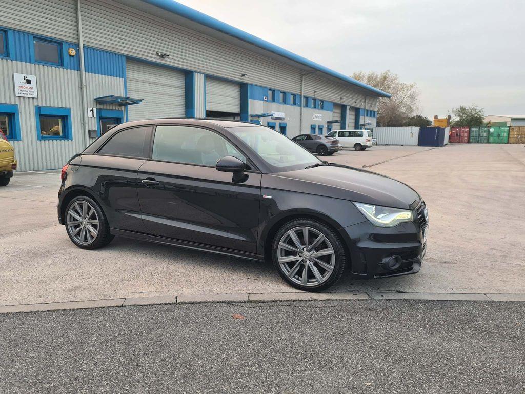 Audi A1 Hatchback 1.6 TDI S line Style Edition 3dr