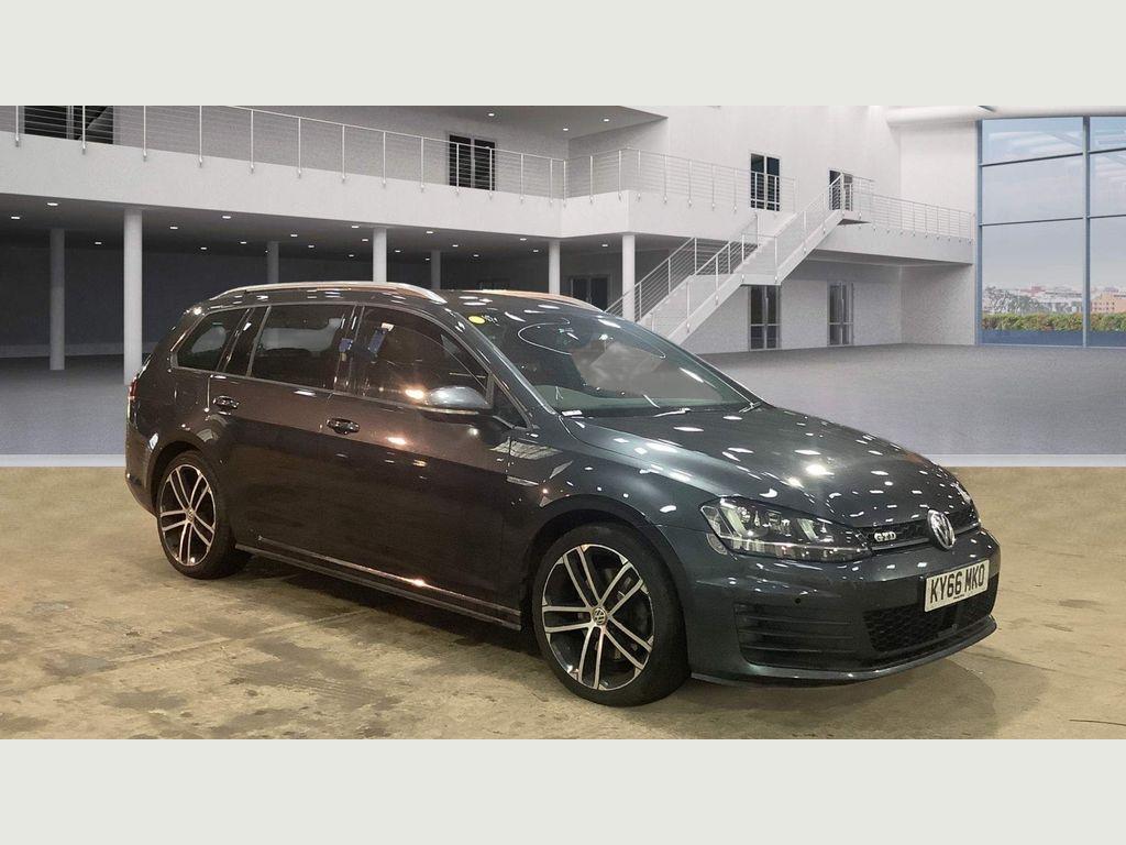 Volkswagen Golf Estate 2.0 TDI BlueMotion Tech GTD DSG (s/s) 5dr