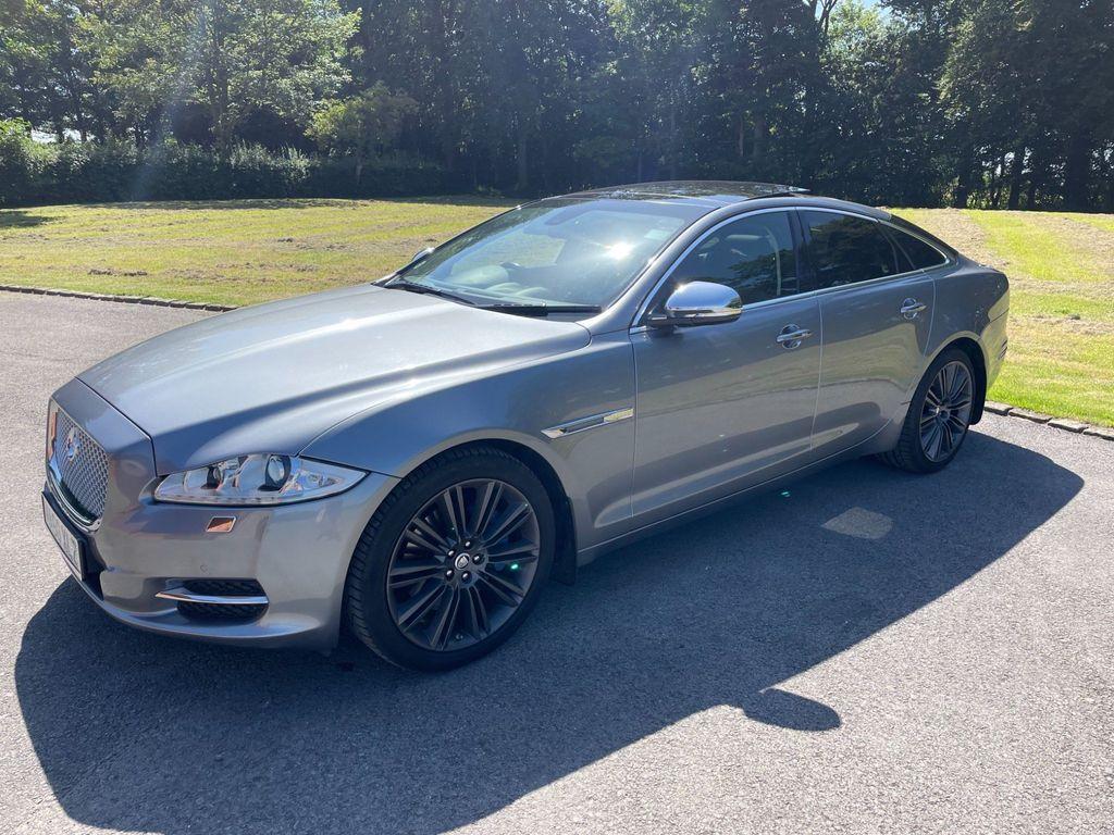 Jaguar XJ Saloon 3.0d V6 Premium Luxury Auto 4dr