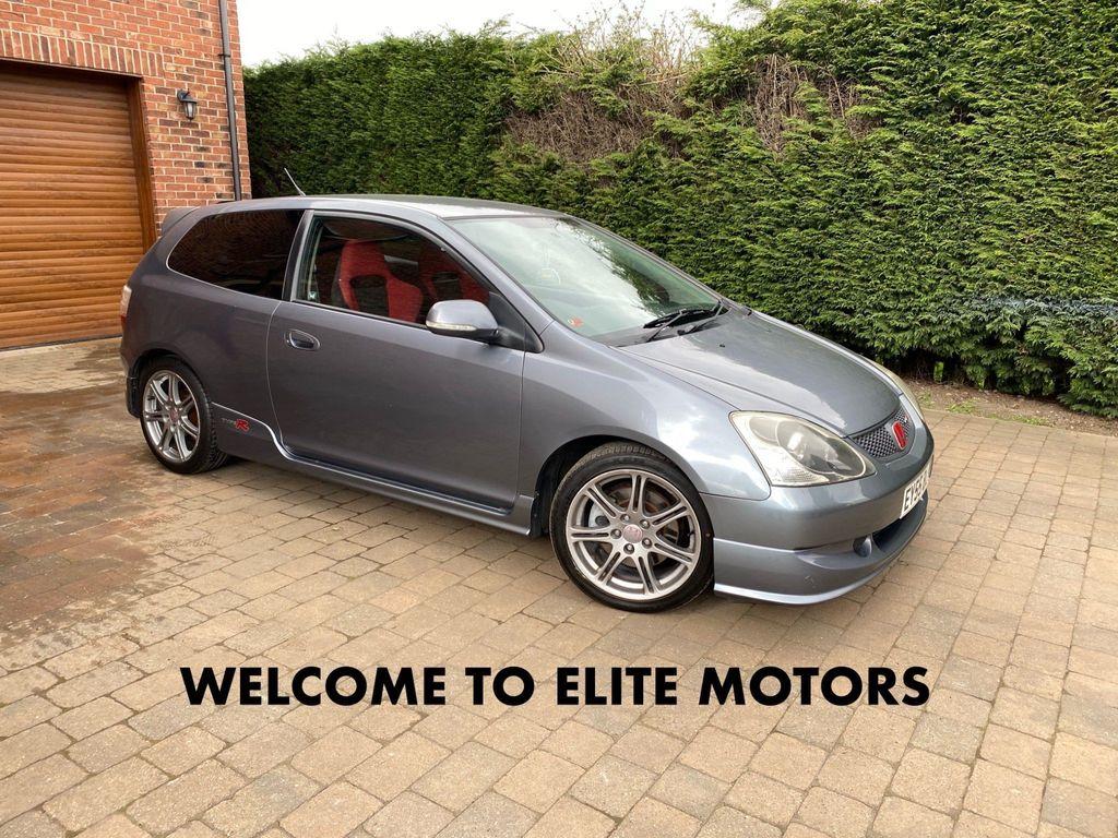 Honda Civic Hatchback 2.0 i-VTEC Type R 3dr