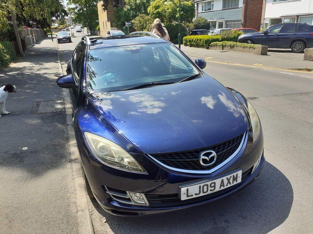 Mazda Mazda6 Estate 2.2 TD TS 5dr