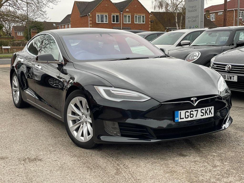 Tesla Model S Hatchback 75D Auto 4WD 5dr
