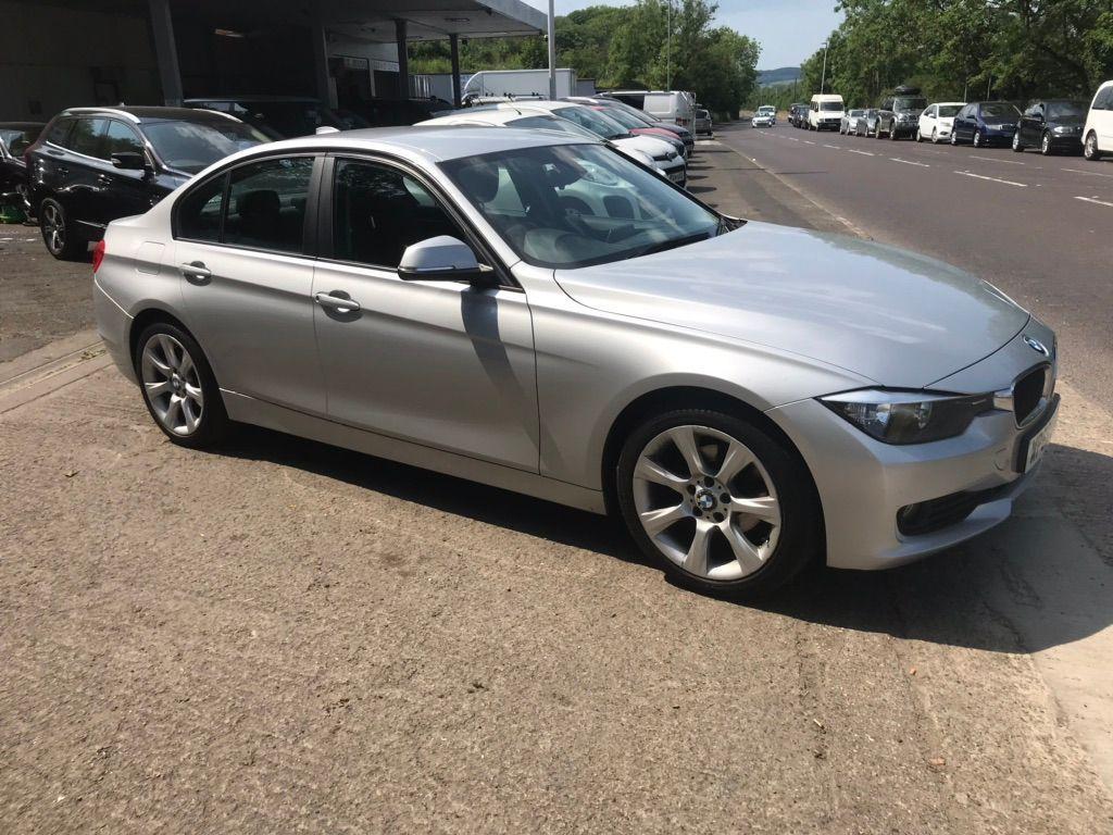 BMW 3 Series Saloon 2.0 318d SE (s/s) 4dr