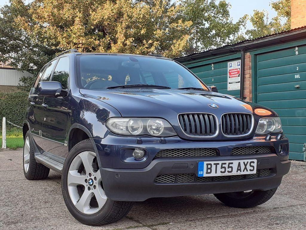 BMW X5 SUV 3.0 d Sport 5dr