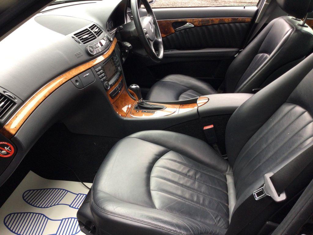 Mercedes-Benz E Class Saloon 3.0 E280 Elegance G-Tronic 4dr