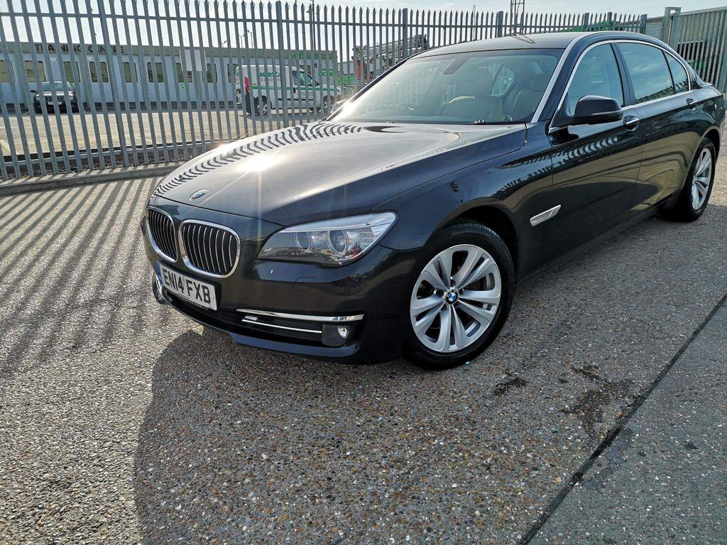 BMW 7 Series Saloon 3.0 730Ld BluePerformance SE (s/s) 4dr