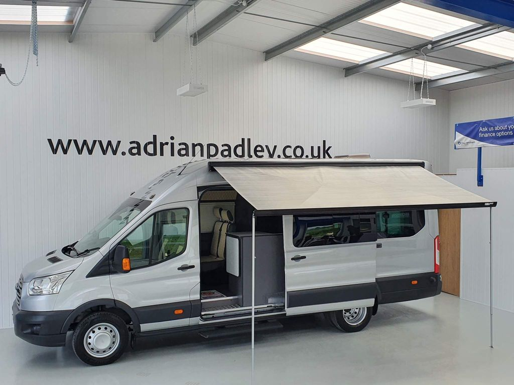 Ford Transit 2.2 TD Van Conversion Trend 460 with AirCon