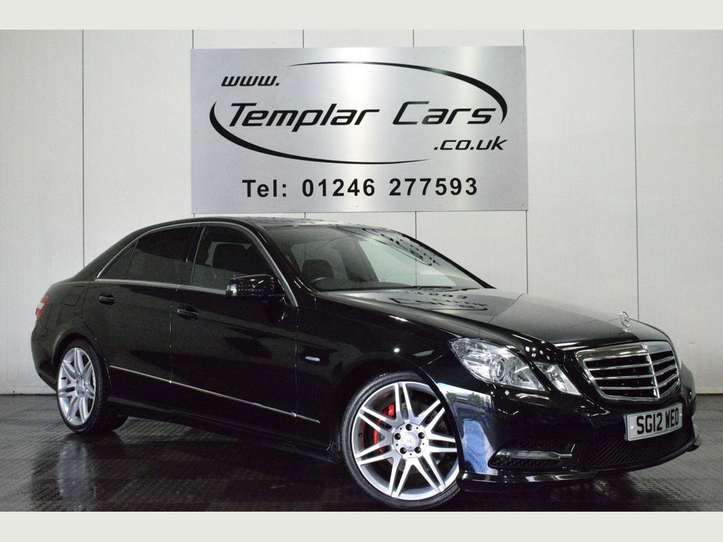 Mercedes-Benz E Class Saloon 1.8 E250 BlueEFFICIENCY Sport G-Tronic 4dr