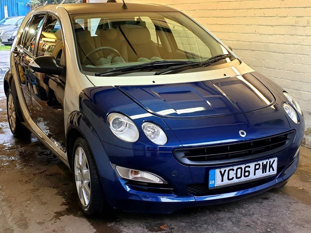 Smart forfour Hatchback 1.1 Coolstyle 5dr