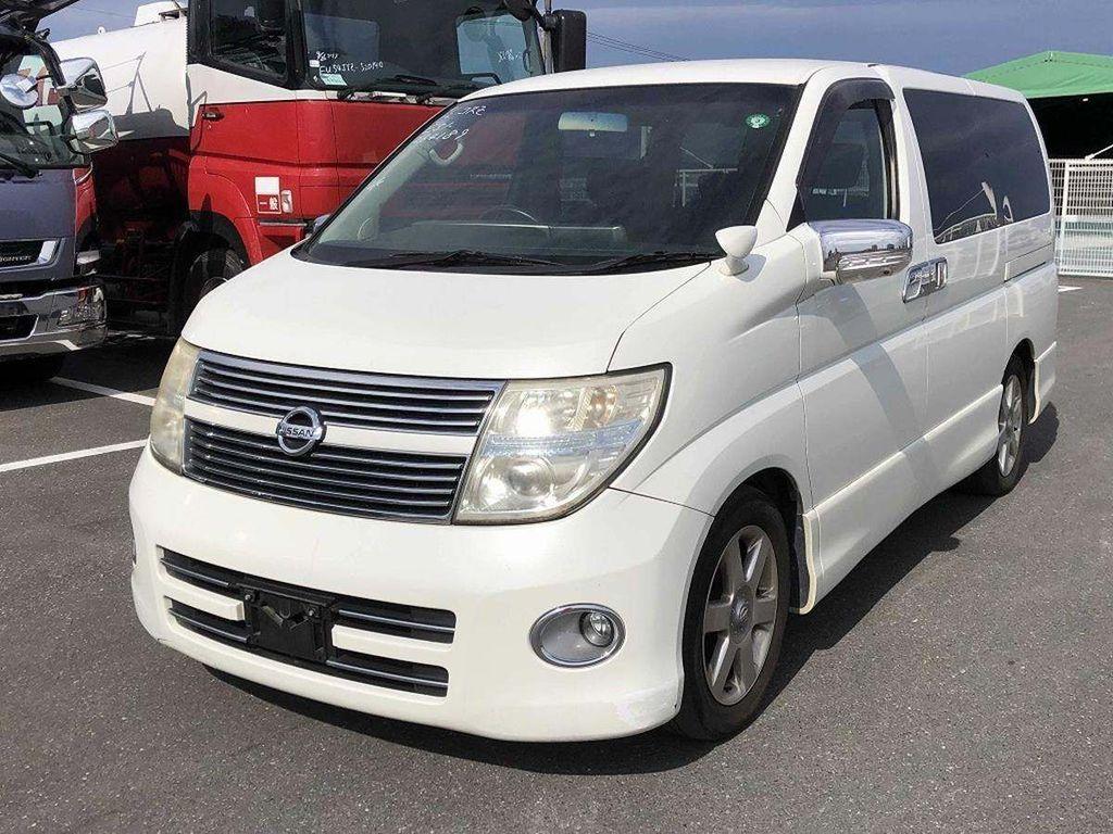 Nissan Elgrand MPV 3.5 HWS