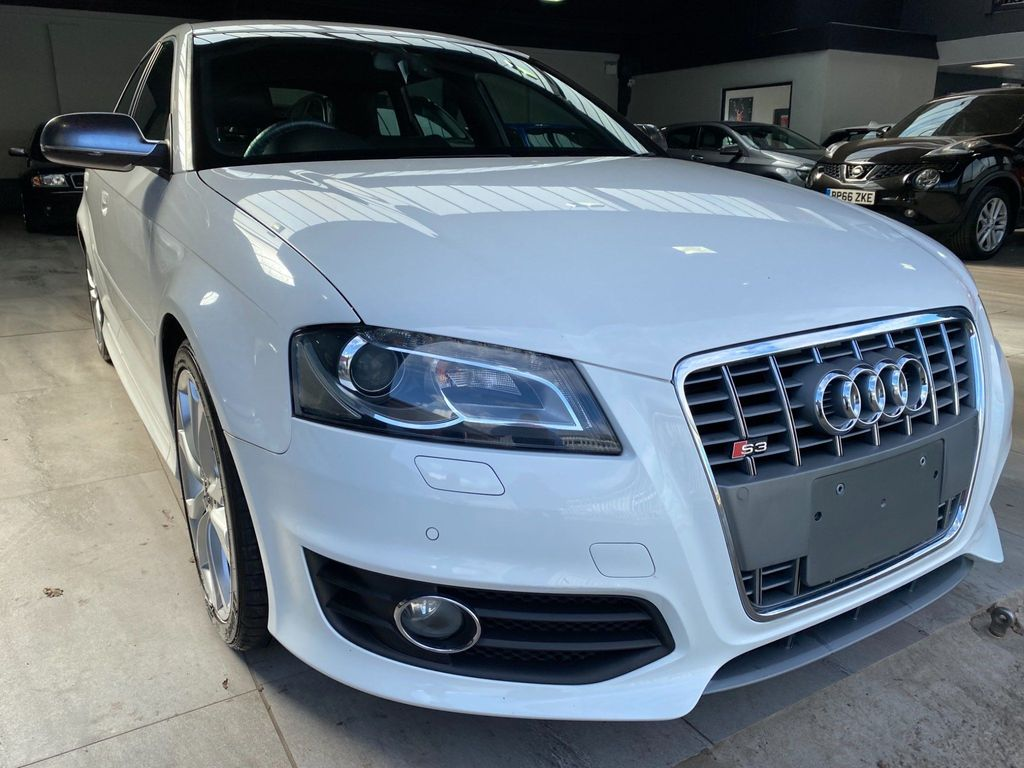 Audi S3 Hatchback 2.0 TFSI Quattro