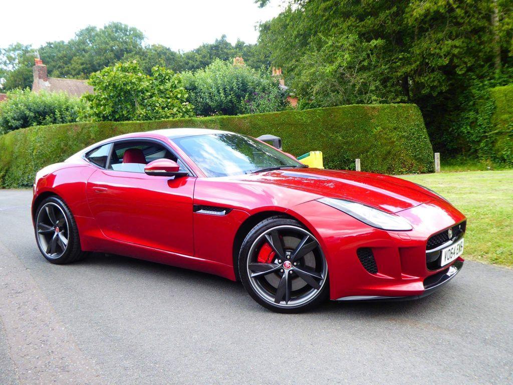 Jaguar F-Type Coupe 3.0 V6 S 2dr
