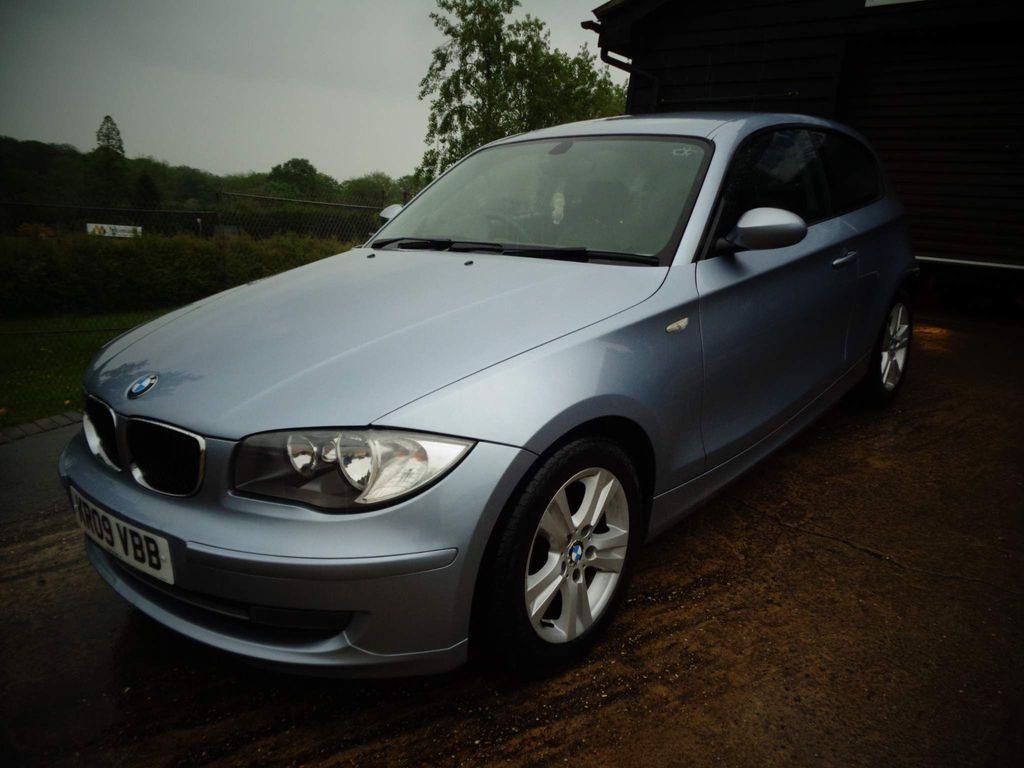 BMW 1 Series Hatchback 2.0 116d SE 3dr