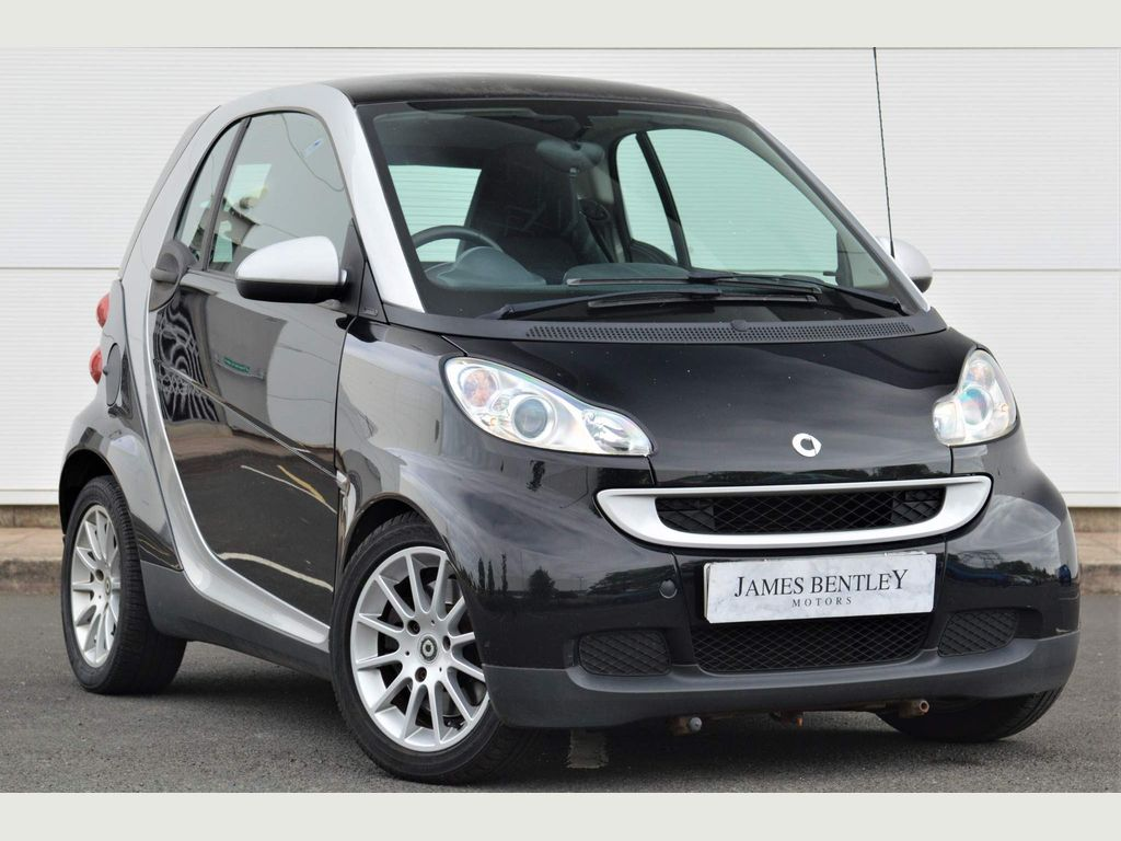 Smart fortwo Coupe 1.0 MHD Pure 2dr