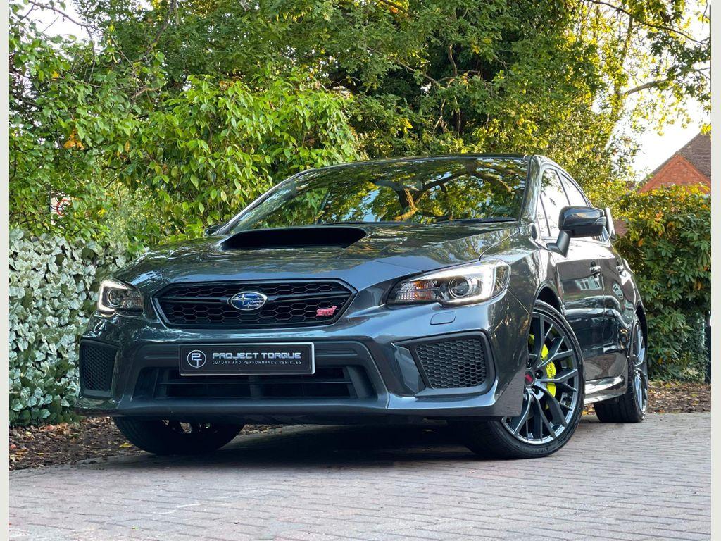 Subaru WRX STI Saloon 2.5T Final Edition 4WD 4dr