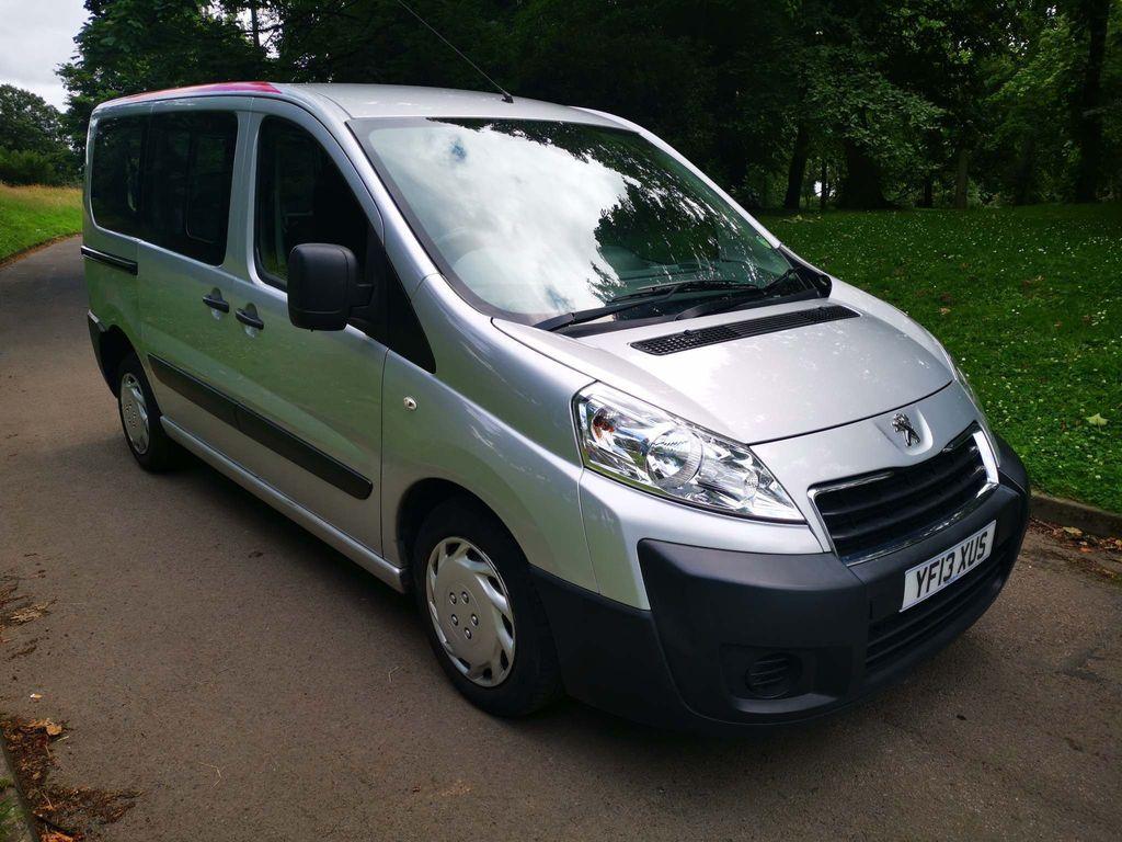 Peugeot Expert Tepee Combi Van 2.0 HDi L1 Tepee Comfort Combi 5/6 Seater 4dr