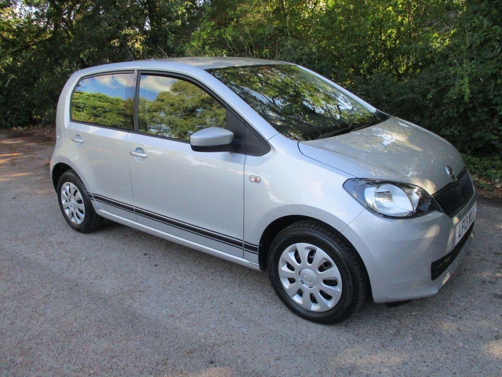 SKODA Citigo Hatchback 1.0 MPI SE 5dr