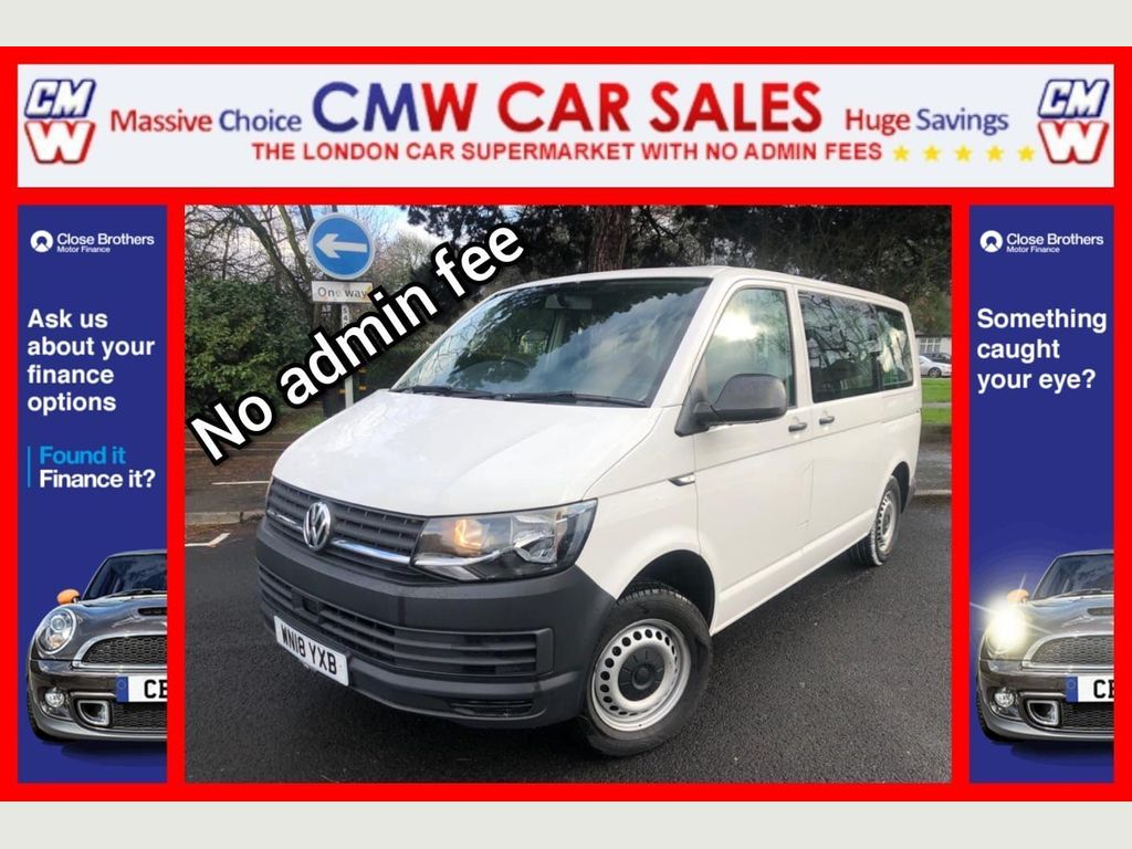 Volkswagen Transporter Shuttle Other 2.0 TDI T32 BlueMotion Tech S FWD 5dr