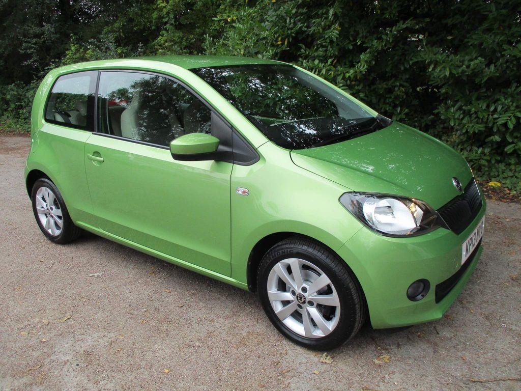 SKODA Citigo Hatchback 1.0 MPI GreenTech Elegance 3dr