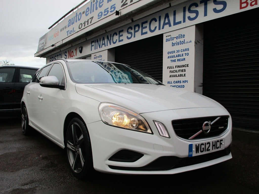 VOLVO V60 Estate 2.0 D3 Ocean Race 5dr