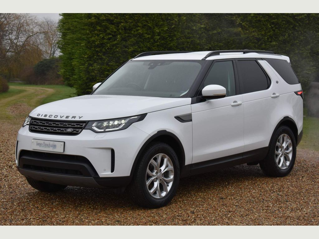 Land Rover Discovery Other 3.0 TD V6 SE Auto 4WD EU6 (s/s) 5dr